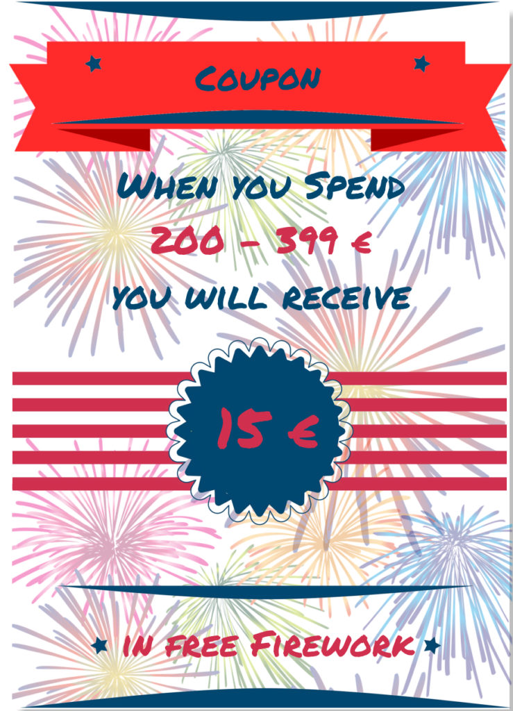 Firework Coupon large